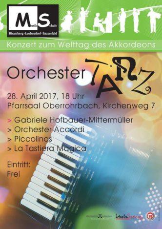 Orchestertanz