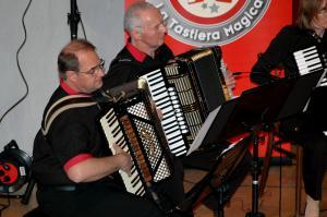 Wolfgang Krones und Georg Harson