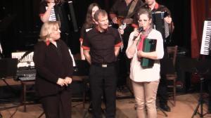 Gemeinderätin Renate Knorr mit Frau Hofbauer-Mittermüller und Martin Hlavacek